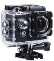Zeom Action Shot HD 1080P 12MP Sports P Sports and Action Camera(Black, 12 MP) Sports and Action Camera(Black, 12 MP)