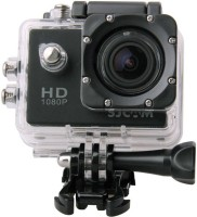 Zeom Action Shot HD 1080P Capture Sports Action Camera Ultra HD with 170 Degree Ultra Wide-Angle Lens, Including Full Accessories Sports and Action Camera(Black, 12 MP) Sports and Action Camera(Black, 12 MP)