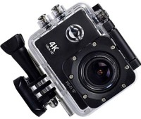 Zeom Action Shot HD 1080P Waterproof Sport Action Camera 2-inch LCD Screen 12 MP Full HD Sports and Action Camera(Black, 12 MP) Sports and Action Camera(Black, 12 MP)