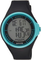 Sonata 7992PP12 Ocean Digital Watch For Unisex