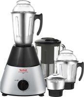 Tefal Infiniforce Plus ( MG-183 ) 750 W Mixer Grinder(Silver, Black, 4 Jars)