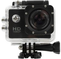 Zeom Action Shot HD 1080P Action Shot 12MP 2.0 inch LCD Touch Screen with Ultra HD Water Proof Sports and Action Camera(Black, 12 MP) Sports and Action Camera(Black, 12 MP)
