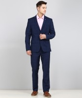 Arrow Two piece suit Checkered Men's Suit