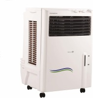 View Crompton MARVEL DLX Personal Air Cooler(White, 20 Litres)  Price Online