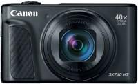 Canon PowerShot SX740 HS(20.3 MP, 40x Optical Zoom, 4x Digital Zoom, Black)