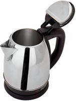 Bluebells India ™1500 Watts Stainless Steel Electric Kettle(1.8 L, Silver)