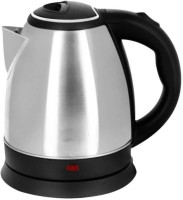 Ortan Longlife 360 Degree Corded Base (1.8 Ltr) Electric Kettle(1.8 L, Silver)