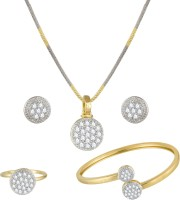Luxor Alloy Jewel Set(Gold)