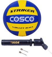 COSCO Combo of 4, 1 Striker VolleyBall