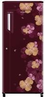 View Whirlpool 215 L Direct Cool Single Door 3 Star Refrigerator(Wine Azalea, 230 IMFRESH PRM 3S)  Price Online