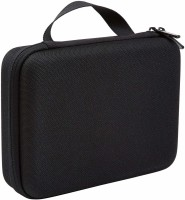 SHAFIRE Protective Travel Storage Carry Box Bag Case Compatible Size About 33 * 22 * 7 cm (Black)  Camera Bag(Black)