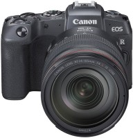 Canon RP Mirrorless Camera Body with single Lens: RF 24 - 105 mm f/4L IS USM(Black)