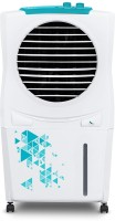 View symphony hfhjhjgh Personal Air Cooler(White, Blue, 27 Litres) Price Online(Symphony)