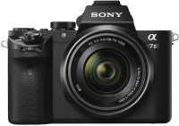 Sony Alpha 7 II Full Frame Mirrorless Camera Body with 28-70 mm Lens(Black)