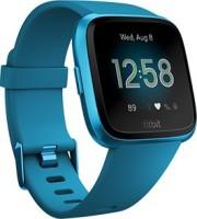 FITBIT Versa Lite Edition Smartwatch(Blue Strap, Regular)