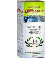 Patanjali Liv Amrit Syrup pack of 1 normal(200 ml, Pack of 1)