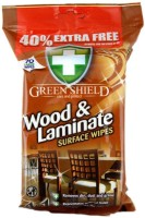 Green Shield Wood And Laminate Surface Wipes 70's