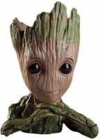 Aaceinlife Guardians of the Galaxy 2 Baby Groot wooden look replica toy gift item(Brown)