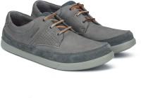 Woodland Corporate Casuals For Men(Grey)