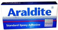 Araldite Standard Epoxy Adhesive (Resin 100g + Hardener 80g) 180g Adhesive(180 g)
