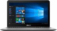 ASUS R-Series Core i5 7th Gen - (4 GB/1 TB HDD/DOS/2 GB Graphics) R558UQ-DM539D Laptop(15.6 inch, Black&Grey)