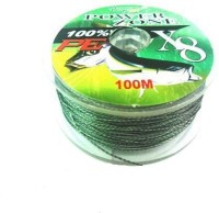 JUST ONE CLICK Braided Fishing Line(Black)