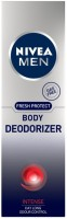 NIVEA MEN Fresh Protect Intense Deodorizer Deodorant Spray  -  For Men(120 ml)