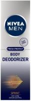 Nivea Men Fresh Protect Sprint Deodorizer Deodorant Spray  -  For Men(120 ml)