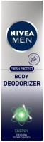 NIVEA MEN Fresh Protect Deodorizer Deodorant Spray  -  For Men(120 ml)