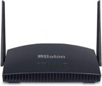 iball iB-WRB303N 300 Mbps Router(Black, Single Band)
