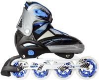COSCO Inline Sprint Skates (Size 35-38)(Colour-Blue) In-line Skates - Size 2-5 UK(Blue)