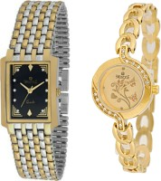 Swisstyle SS-5001B-1403G - 1 Flunky Analog Watch For Couple