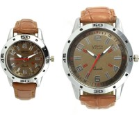 Youth Club YC_LSWU_005 Super Analog Watch For Couple