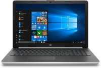 HP 15 Core i3 7th Gen - (4 GB/1 TB HDD/Windows 10 Home) 15-da0326tu Laptop(15.6 inch, Natural Silver, 2.04 kg)