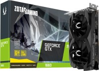 ZOTAC NVIDIA Gaming GeForce GTX 1660 6 GB GDDR5 Graphics Card(Black, Grey)