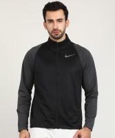 Nike Full Sleeve Solid Men Jacket
