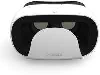 TechGear VR Box Virtual Reality Headsets with ultra - superior quality polished(Smart Glasses)