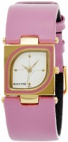 Sonata 8919YL01 Virginia Analog Watch For Women