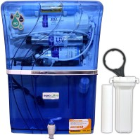 AQUAULTRA 14L BlueSea RO+11W UV(OSRAM, Made In Italy) +B12+TDS Contoller Water Purifier 14 L RO + UV + UF + TDS Water Purifier(Blue)