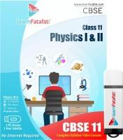LearnFatafat CBSE Class 11 Physics Full Video Course(Pendrive)