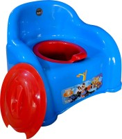 Miss & Chief ABCD Potty Seat(Blue)
