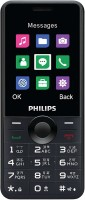 Philips Xenium E168(Black)