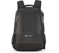 VIP COMMUTER 02 LAPTOP BACKPACK BLACK 22 L Laptop Backpack(Black)