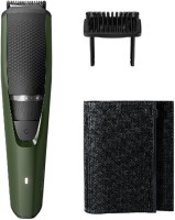 Philips DuraPower BT3211/15 Corded & Cordless Trimmer for Men(Green)