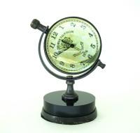 V A Antiques Analog Black Clock