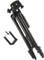 LS-LetsShop Premium Quality Tripod Stand 360 Degree 940mm Extendable Stretch 3120 Portable Digital Camera Mobile Stand Holder Camcorder Tripod Stand Lightweight Aluminum Flexible Portable Three-way Head Compatible Tripod (Black,Supports Up to 1500 g) Tripod(Black, Supports Up to 1500 g)