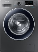 SAMSUNG 7 kg Fully Automatic Front Load with In-built Heater Grey(WW70J42E0BX/TL)