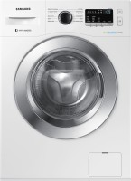 SAMSUNG 6.5 kg Fully Automatic Front Load with In-built Heater White(WW65M224K0W/TL)