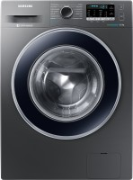 Samsung 8 kg Fully Automatic Front Load Washing Machine with In-built Heater Grey(WW80J54E0BX/TL)