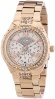 Guess W0111L3 Viva Analog Watch For Women